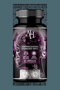 Apollo's Hegemony Ashwagandha Diamond - rekomendowany suplement z Ashwagandha dla kobiet